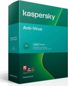 Kaspersky Lab Anti Virus 2021, 1 User, 1 Jahr, ESD (deutsch) (PC)