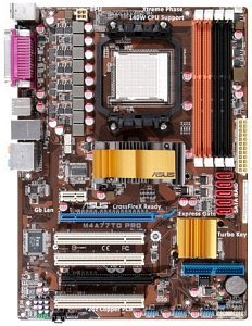 ASUS M4A77TD PRO (90-MIB9S0-G0EAY00Z)