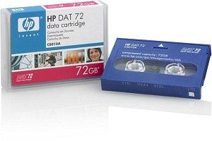 HP DAT 72, 72GB/36GB, 170m (C8010A)