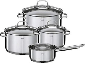 Rösle elegance pan set, 4-piece. (13149)