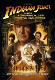 Indiana Jones IV - Das Königreich des Kristallschädels (DVD)