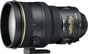 Nikon AF-S 200mm 2.0G ED II VR black (JAA340DA)