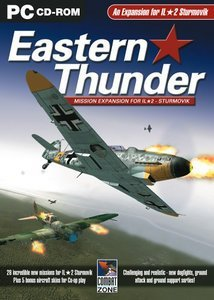 IL-2 Sturmovik: Eastern Thunder (Add-on) (niemiecki) (PC)