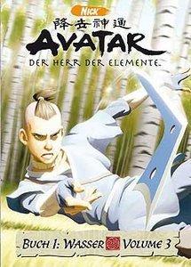 Avatar, der Herr der Elemente - Buch 1: Wasser Vol. 3