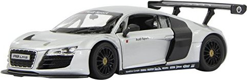 Jamara Audi R8 silber (405063) -- via Amazon Partnerprogramm