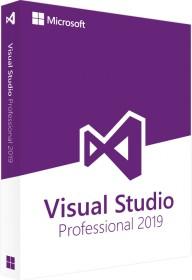 Microsoft Visual Studio 2019 Professional, ESD (multilingual) (PC)