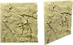 Back to Nature Slimline Rückwand 60A Sand, 50x55cm (03000128)