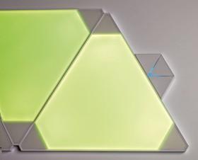 nanoleaf Aurora Smart Lighting LED Panel Erweiterungspack 3x 2W (NL22-0001TW-3PK)