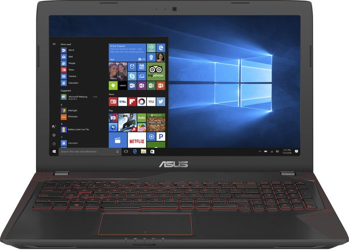 ASUS FX553VE-DM494T (90NB0DX7-M07420)