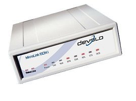 devolo MicroLink ISDN Internet, external (UK) (00167)