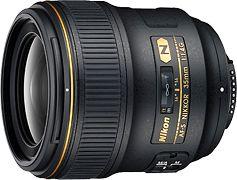 Nikon AF-S 35mm 1.4G black (JAA134DA)