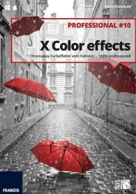 Franzis X colour Effects Professional #10 (German) (PC/MAC)