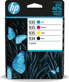 HP Tinte 934/935 Rainbow Kit (6ZC72AE)