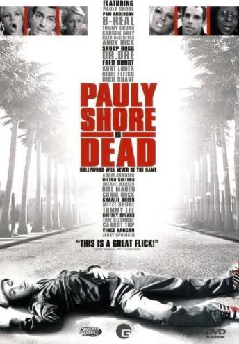Pauly Shore is Dead -- via Amazon Partnerprogramm