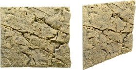 Back to Nature Slimline Rückwand 50B Sand, 50x45cm (03000132)