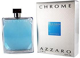 Azzaro chrome Eau De Toilette, 200ml