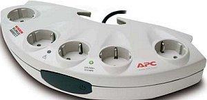 APC SurgeArrest Performance 5 filtr przeciwprzepięciowy (E25-GR)