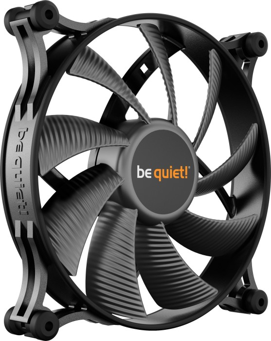 be quiet! Shadow Wings 2, 140mm (BL086)