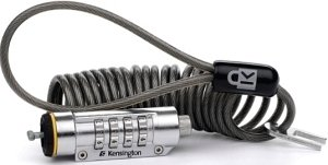 Kensington MicroSaver portable Combination lock for notebooks (64560)