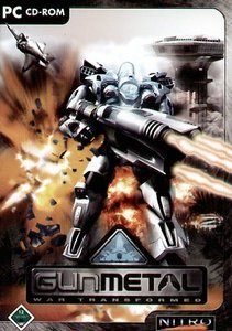 Gun Metal (niemiecki) (PC)