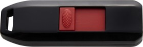 Intenso Business Line black/red 8GB, USB-A 2.0 (3511460)