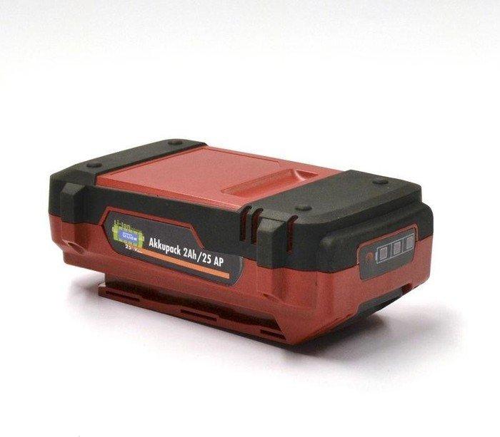 Güde Werkzeug-Akku 25.2V, 2.0Ah, Li-Ionen (95603)