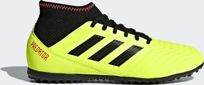 7ec6b3916cff adidas Predator tango 18.3 TF solar yellow core black solar red (Junior)