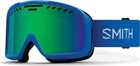 Smith Project imperial blue/green sol-x mirror (Herren)
