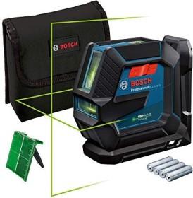 Bosch Professional GLL 2-15 G Linienlaser inkl. Tasche + Zubehör (0601063W00)