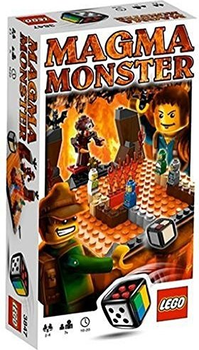 LEGO Magma Monster (3847) -- via Amazon Partnerprogramm
