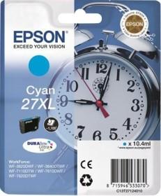 Epson ink 27XL cyan (C13T27124010)