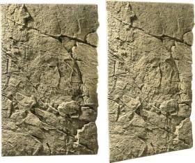 Back to Nature Slimline Rückwand 80B Sand, 48x80cm (03000155)