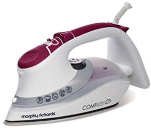 Morphy Richards Glen Dimplex comfigrip steam iron (40851)