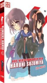 Das Verschwinden der Haruhi Suzumiya (DVD)