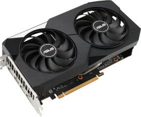 ASUS Radeon RX 6600 Dual, DUAL-RX6600-8G, 8GB GDDR6, HDMI, 3x DP (90YV0GP0-M0NA00)