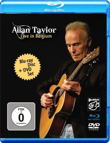 Allan Taylor - Live in Belgium (Blu-ray) -- via Amazon Partnerprogramm