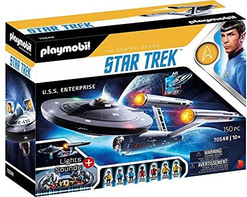 playmobil Star Trek - U.S.S. Enterprise NCC-1701 (70548) -- via Amazon Partnerprogramm