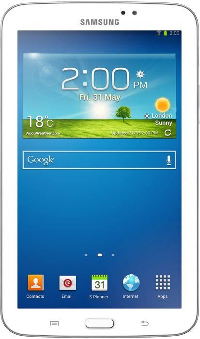 Samsung Galaxy Tab 3 7.0 T2100  8GB, wei� (SM-T2100ZWA)