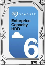 Seagate Enterprise Capacity 3.5 HDD 6TB, 128MB, 512e, SATA 6Gb/s (ST6000NM0024)