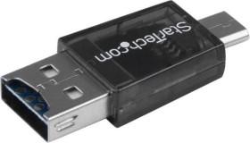 StarTech microSD card reader, USB-A 2.0/USB 2.0 micro-B [plug] (MSDREADU2OTG)