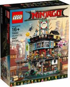 LEGO The Ninjago Movie - Ninjago City (70620)