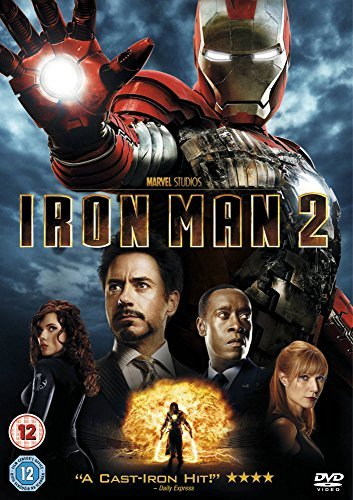 Iron Man 2 (UK) -- via Amazon Partnerprogramm