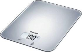 Beurer KS 19 silver Elektronische Küchenwaage