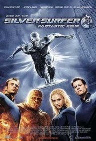 Fantastic Four 2 - Rise of the Silver Surfer (DVD)