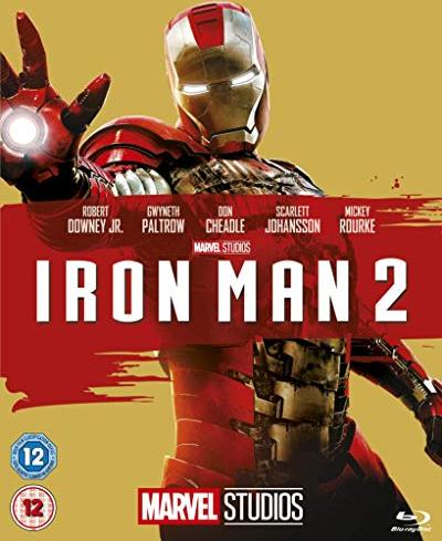 Iron Man 2 (Blu-ray) (UK) -- via Amazon Partnerprogramm