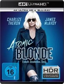 Atomic Blonde (4K Ultra HD)