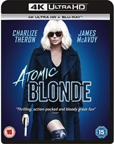 Atomic Blonde (4K Ultra HD) (UK)