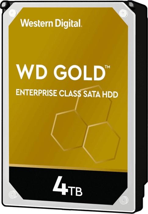 Western Digital WD Gold 4TB, 512e, SATA 6Gb/s (WD4003FRYZ)