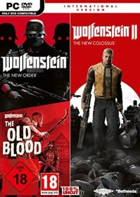 Wolfenstein - Triple Pack (PC)