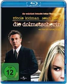 Die Dolmetscherin (Blu-ray)